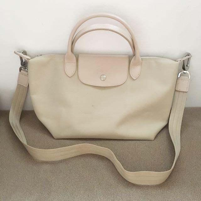 Longchamp-inspired sling bag