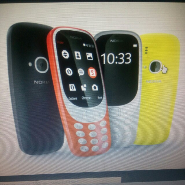 Looking for nokia 3310