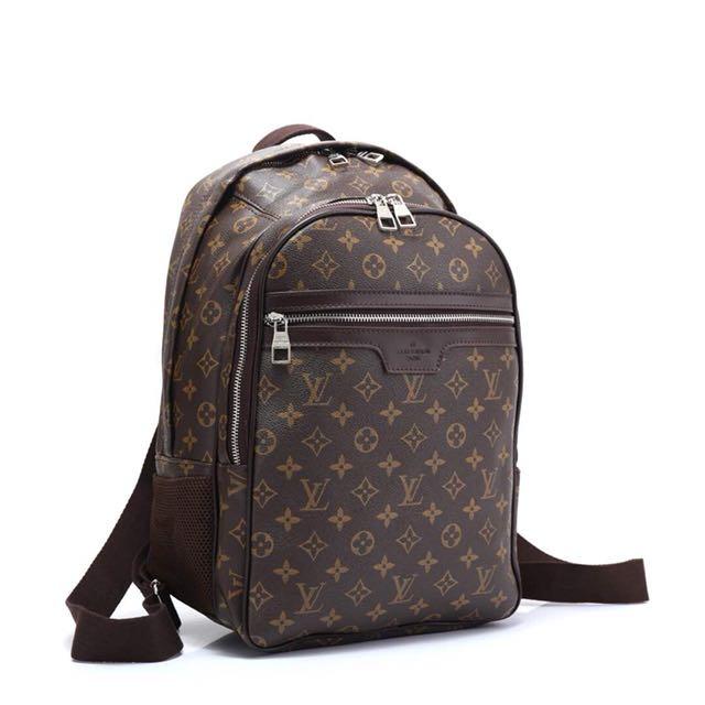 Louis Vuitton backpack Michael Damier graphite 8cfb03e7e8834