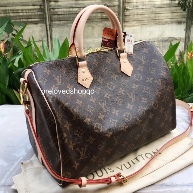 Louis vuitton bandouliere w/ Hotstamp