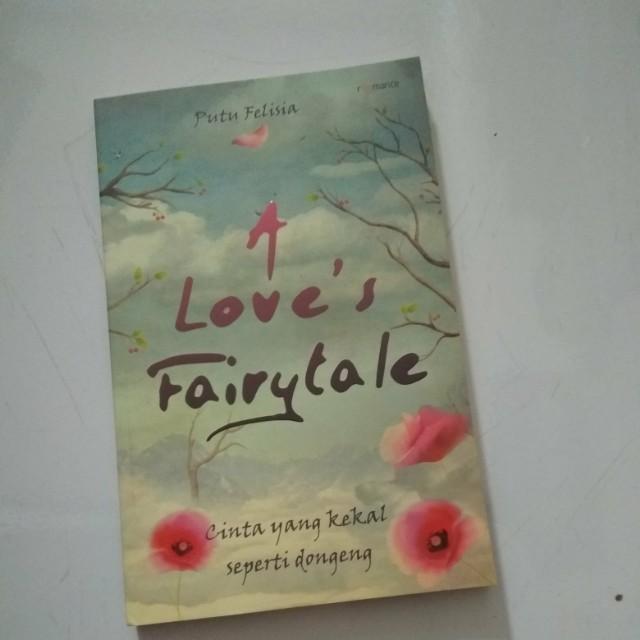 Love's Fairytale - Putu Felisia