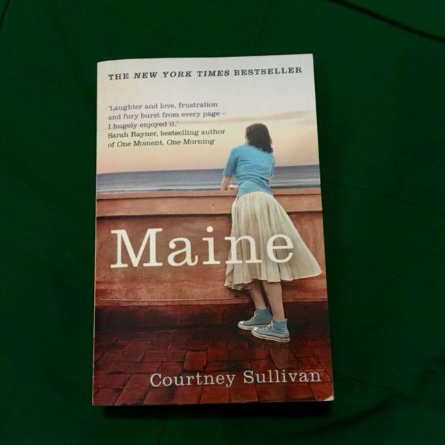 Maine Book