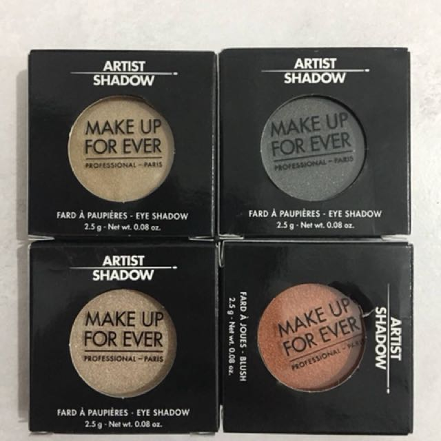 Make Up For Ever Single Shadow