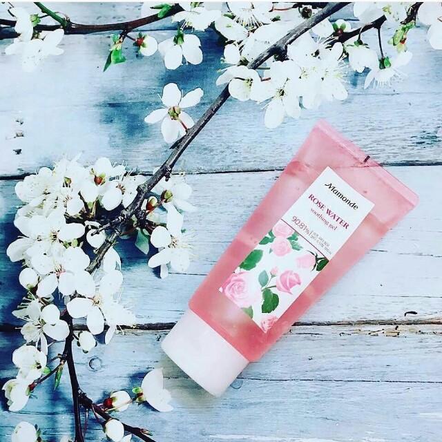 Mamonde - Rose Water Soothing Gel (300ml)