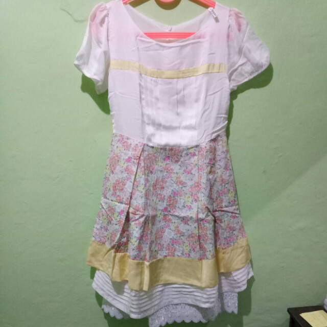 Mangoo Dress Layer