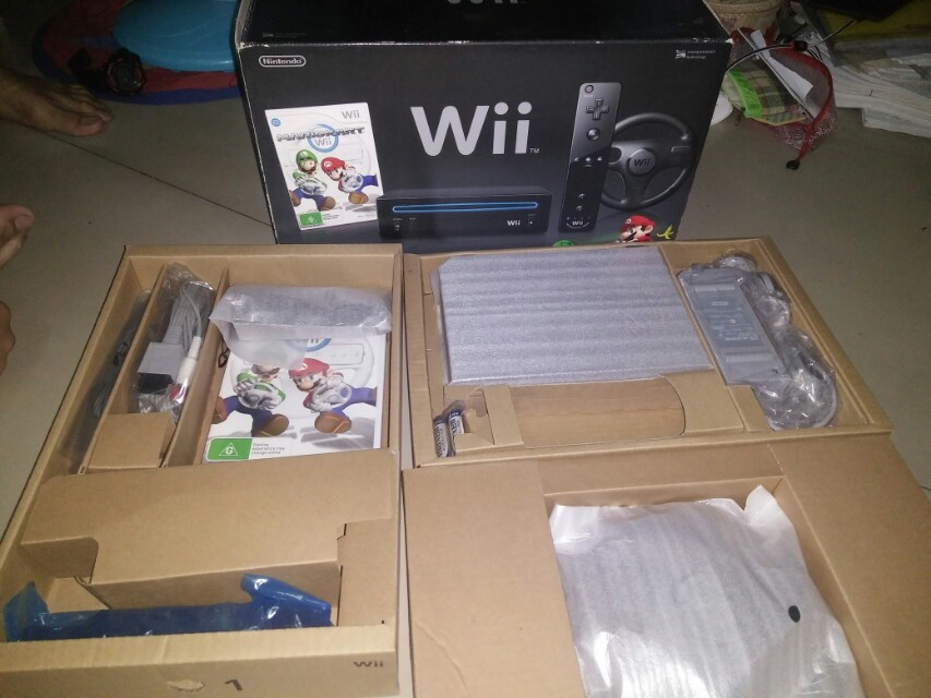 Mario kart wii bundle