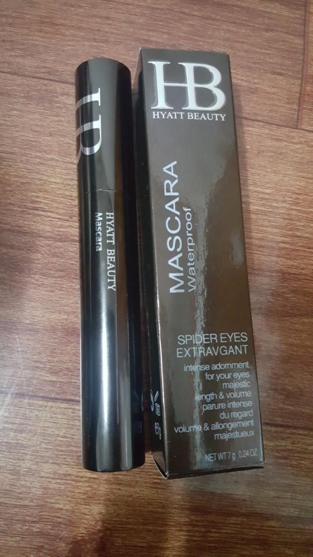 Mascara Hyatt Beauty