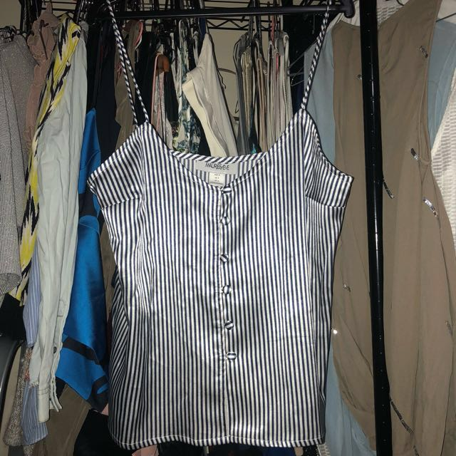 Maurie and Eve Singlet size 8 BN-NT
