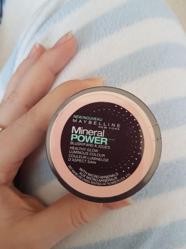 "Maybelline Mineral Power Blush ""Original Rose"""