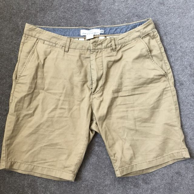 Men's shorts from H&M