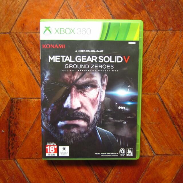 Metal Gear Solid V: Ground Zero