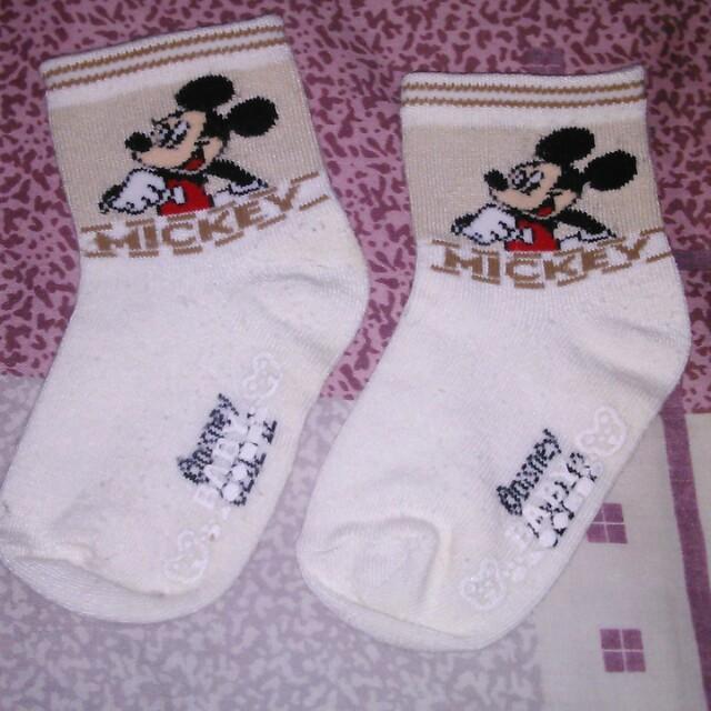 Mickey socks