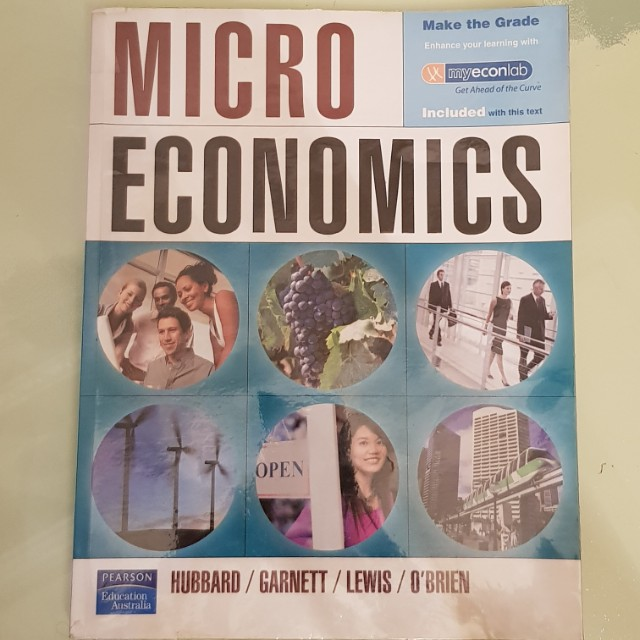 Micro Economic by Hubbard etc