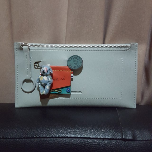 Miniso Wallet with Bear
