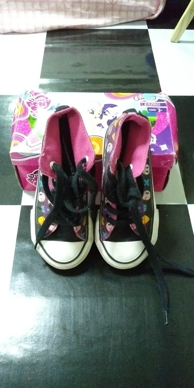 My Little Pony Highcut Sneakers