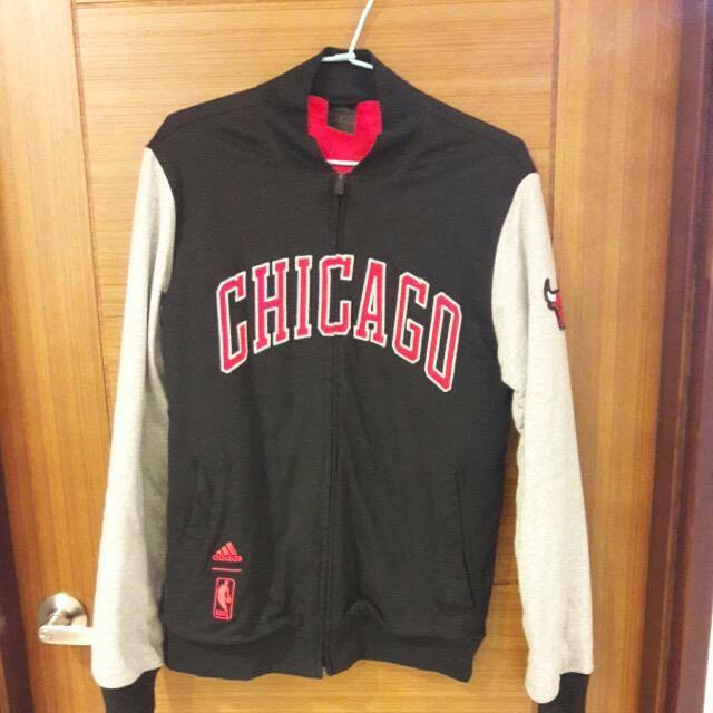 NBA芝加哥公牛隊 外套 男s (Adidas)