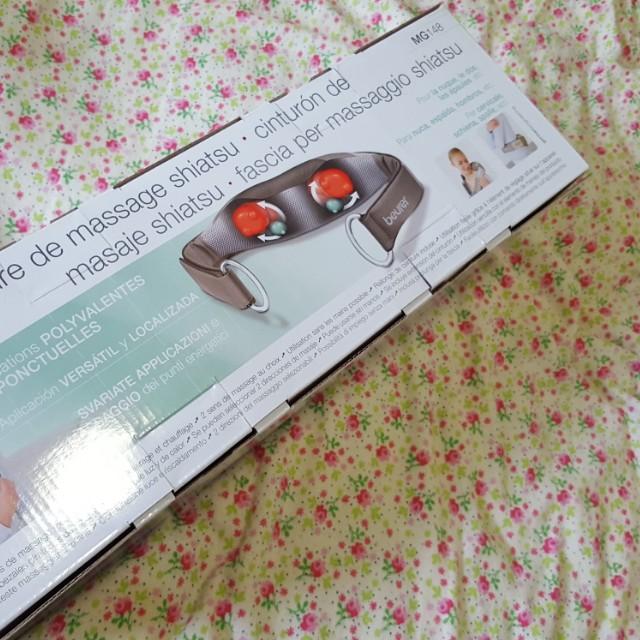 [New] buerer Shaitsu massage belt