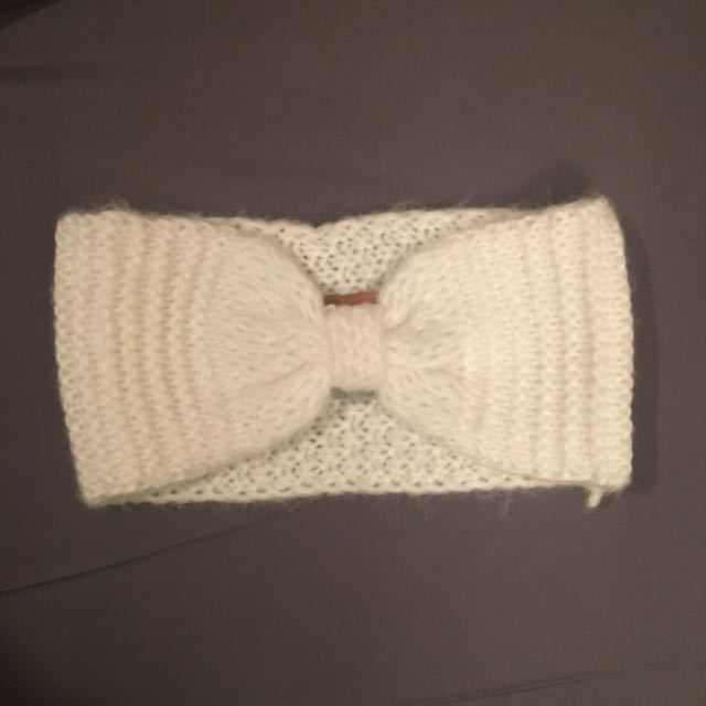 New Knit Headband