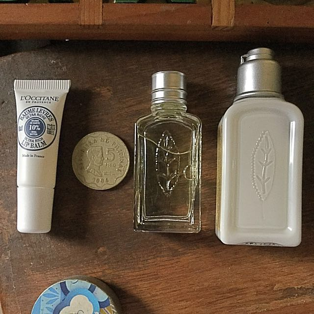 NEW L' Occitane Travel Set