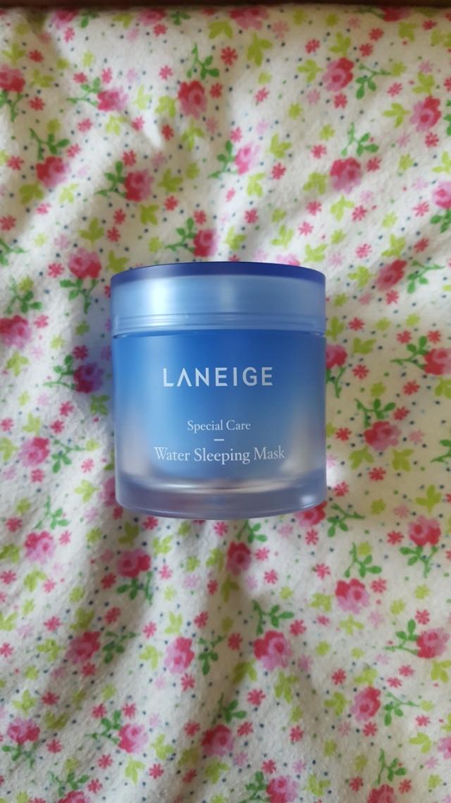 [New] Laniege water sleeping mask