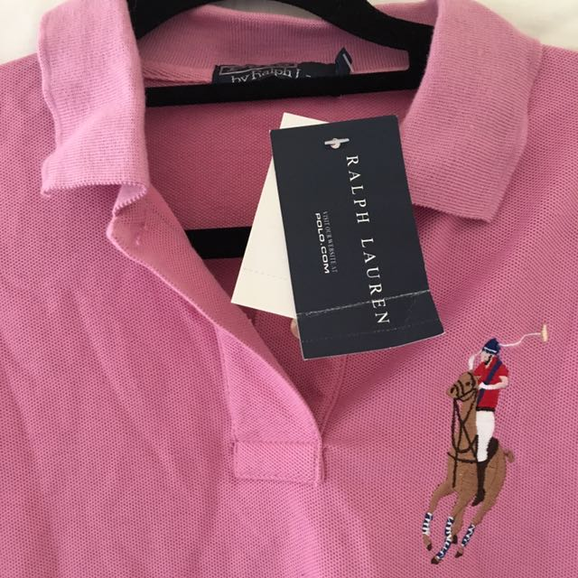 NEW Polo Ralph Lauren polo shirt in Size M