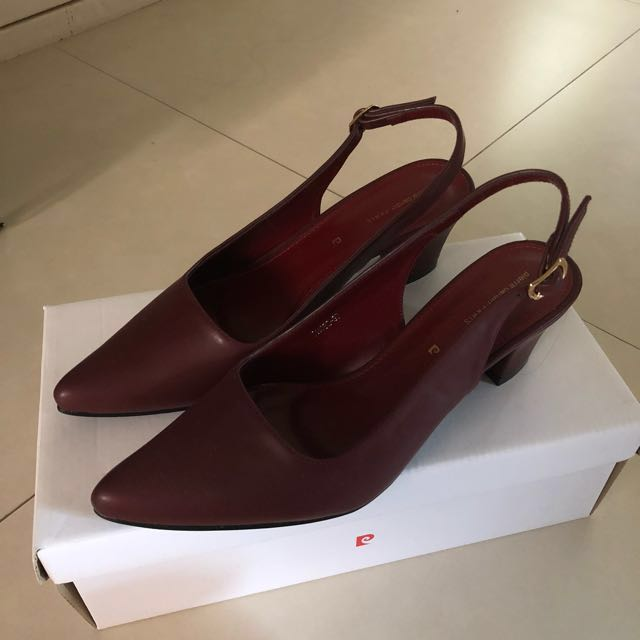 NEW Slingback Heels/Wedges