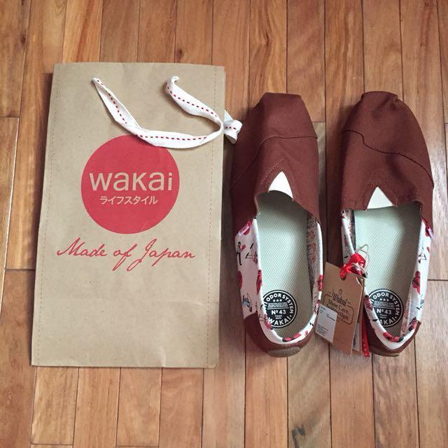 NEW Wakai