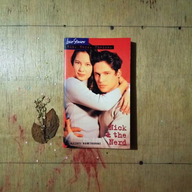 Nick and the Nerd by Rachel Hawthorne