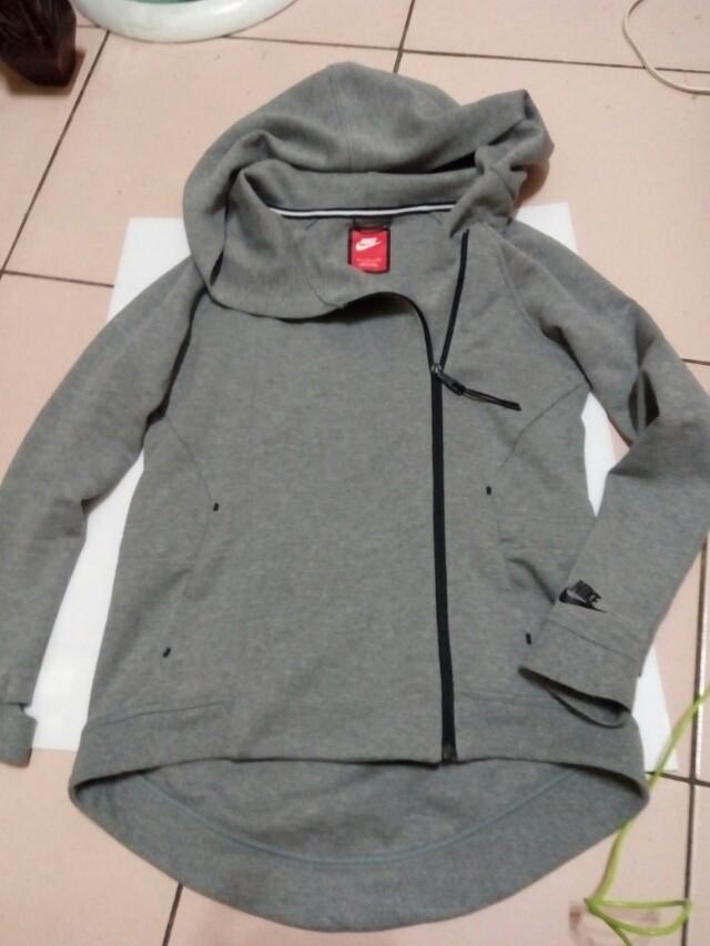 Nike灰色運動外套