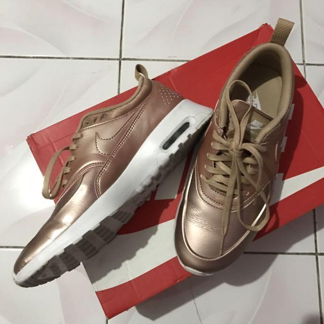 Nike Air Max Thea (Rose Gold)