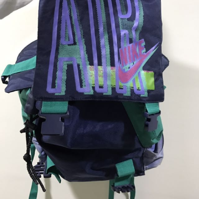 Nike vintage bagpack 後背包 復古 90