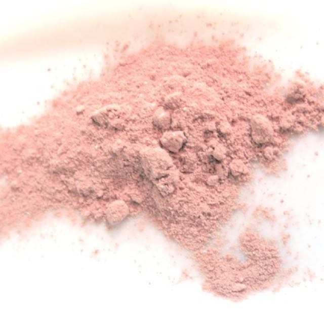 Organic French Pink Clay