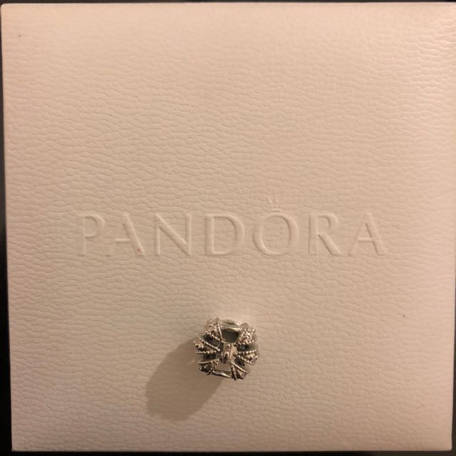 Pandora Crown Charm