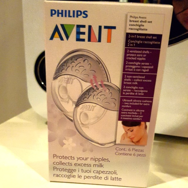 Philips Avent Breast Shield/Collection cups