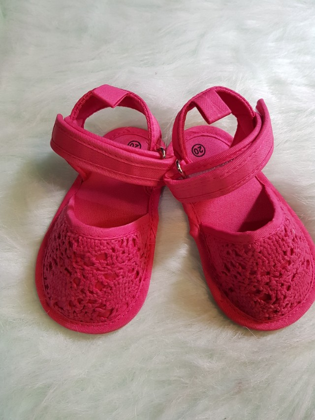 Pink Sandals(not used)