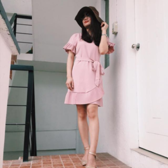 Pinky dress