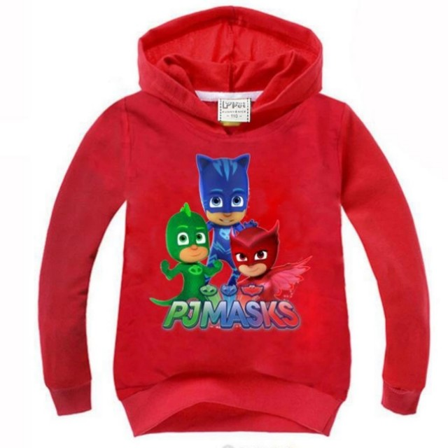 PJ masks jacket