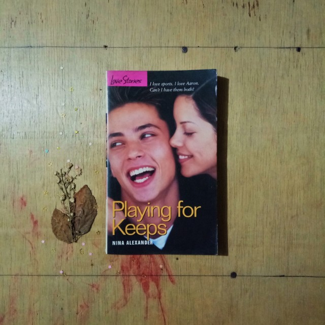 Playing for Keeps by Nina Alexander