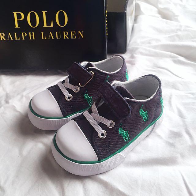 Polo Ralph Laurent Shoe