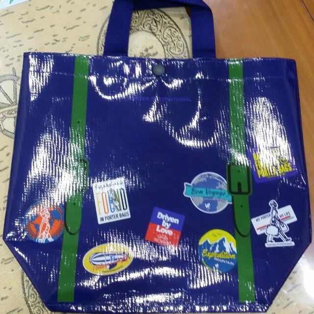 porter 防水購物袋