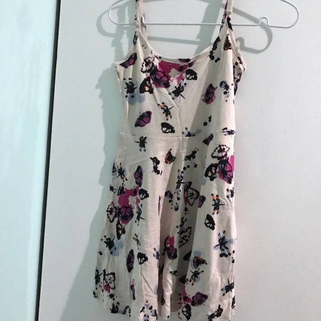 [PRELOVED] - Flower Dress
