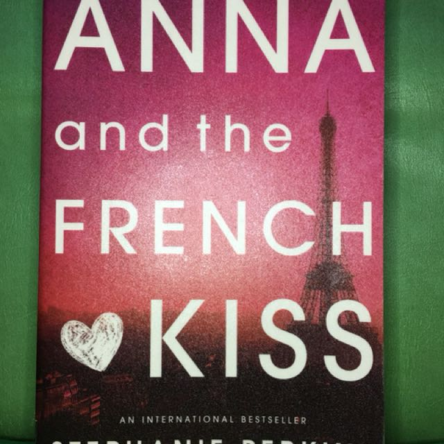 Pre-loved Anna and the French Kiss (Paperback)