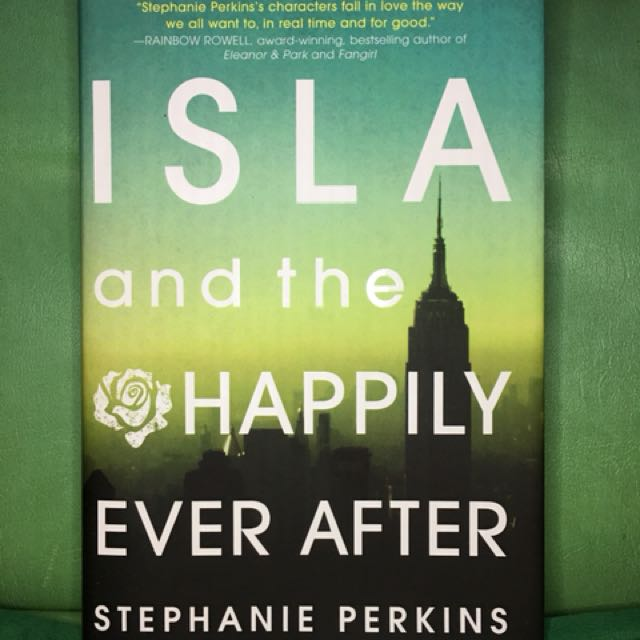 Pre-Loved Isla and the Happily Ever After (Hardbound)