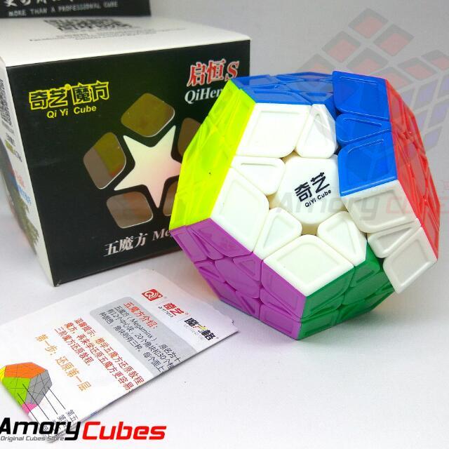 Qiyi Megaminx Qiheng Stickerless
