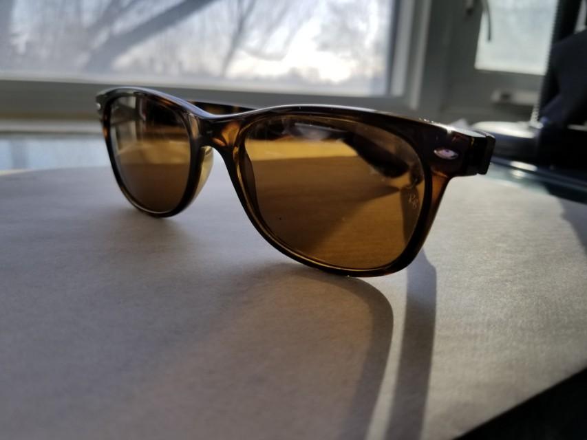 Rayban Wayfarer Sunglasses - authentic