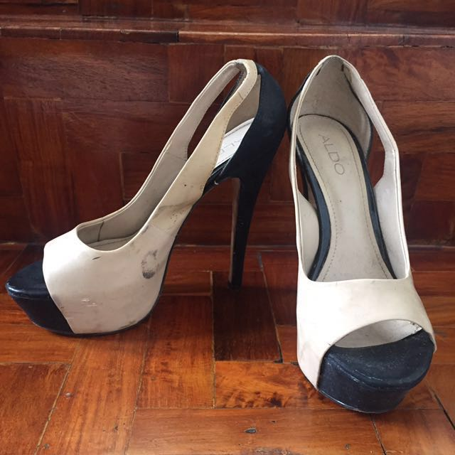 REDUCED PRICE! 💖Aldo Beige Pumps (orig P 300)