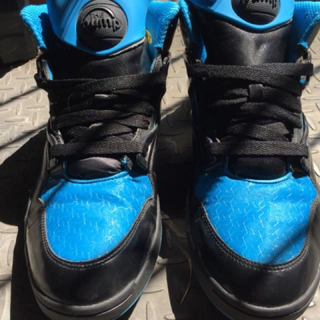 Reebok pumps - Mens High Top Sneakers Sz 11.5US