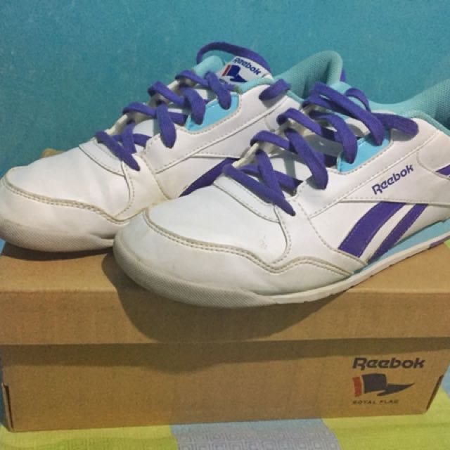 Reebok Retro Rush Running Shoes Women S Fashion Shoes On Carousell