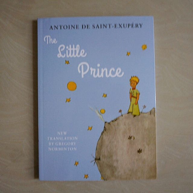 REPRICE - The Little Prince - English Text