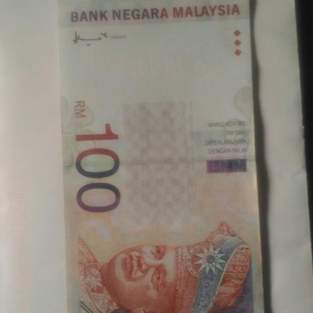 RM 100